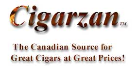 Cigarzan, The Canadian Source for Great Cigars at Great Prices!
